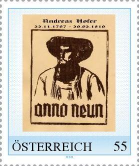 Andreas Hofer - anno neun 2. Auflage