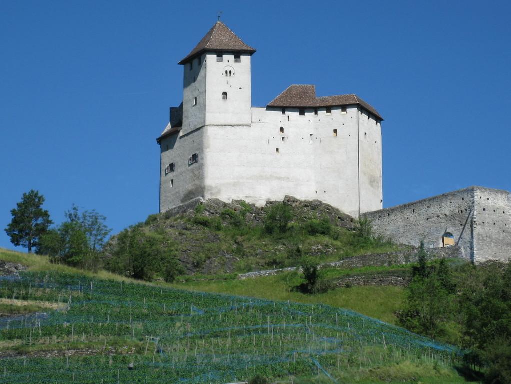 Schloß Gutenberg bei Balzers