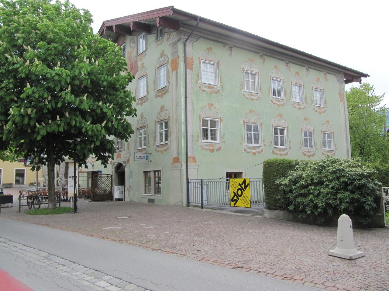 Heimat Museum - Grünes Haus - Reutte