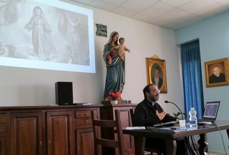 """don Alessandro F. relaziona su: """"La Madonna a Cana di Galilea"""""""