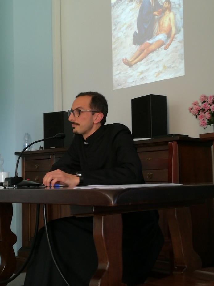don Fabrizio M. illustra le parabole della misericordia