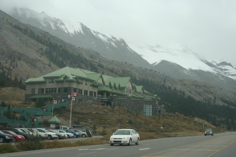 Fahrt durch den Jasper National Park