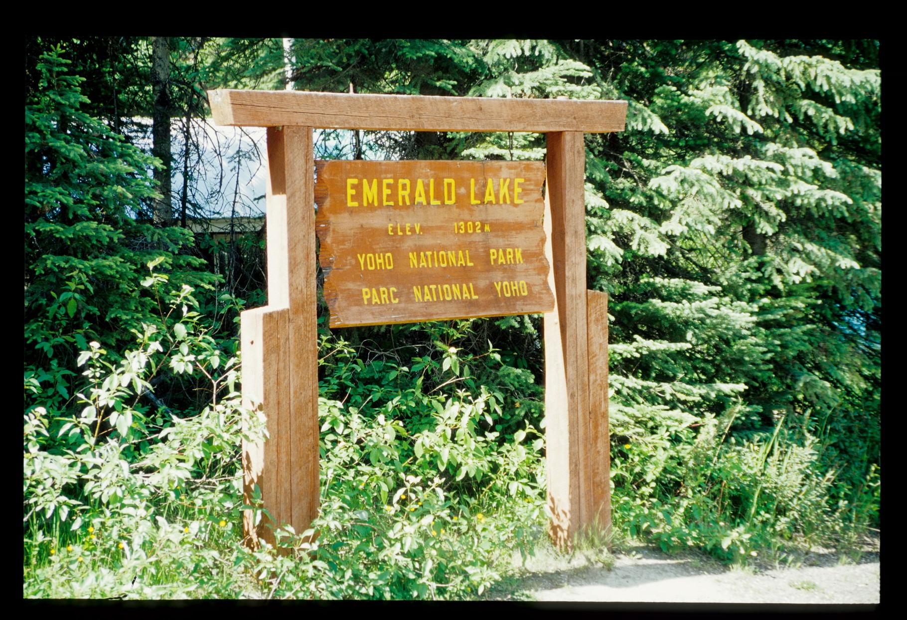 Emerald Lake I