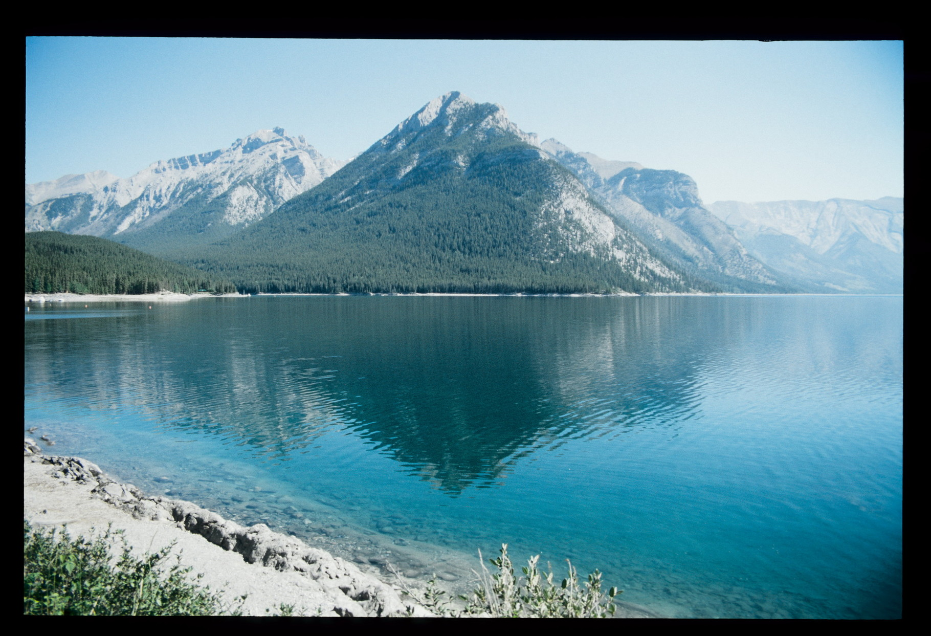 Minnewanka Lake bei Banff