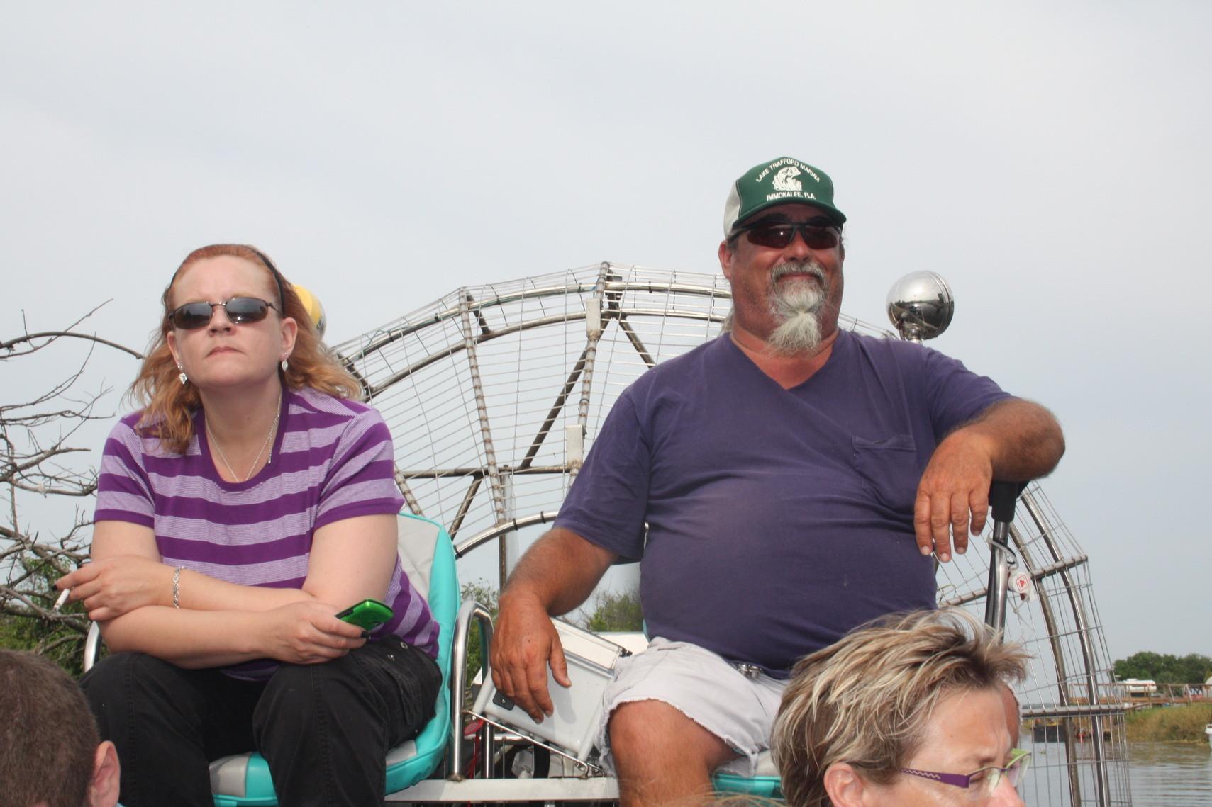 Der Bootskapitän