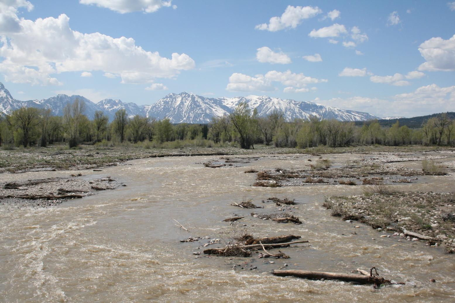 Blick auf die Sierra Nevada