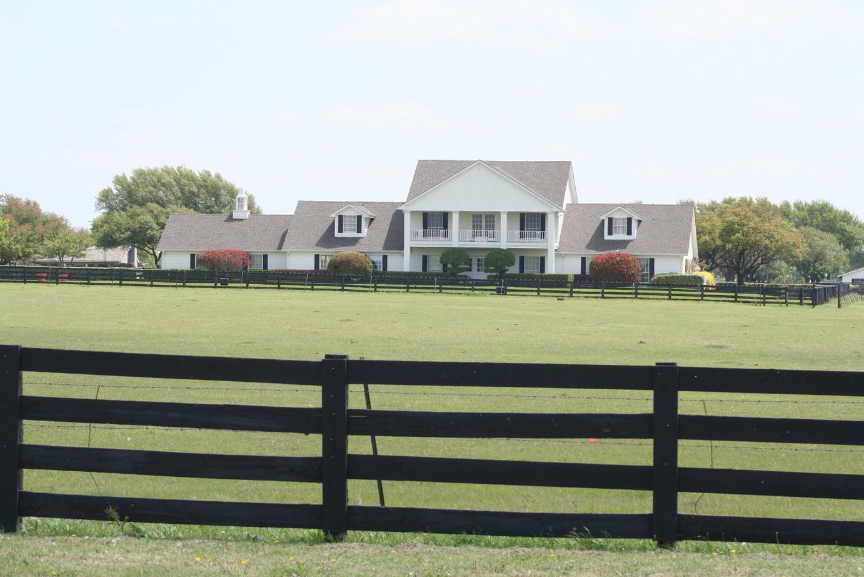 Wohnhaus der South Fork Ranch