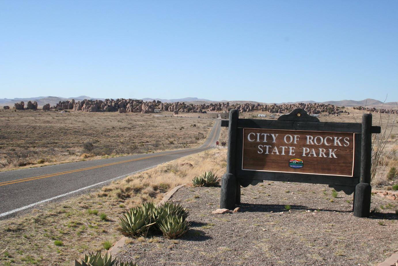 Zwischen Deming und Silver City, NM