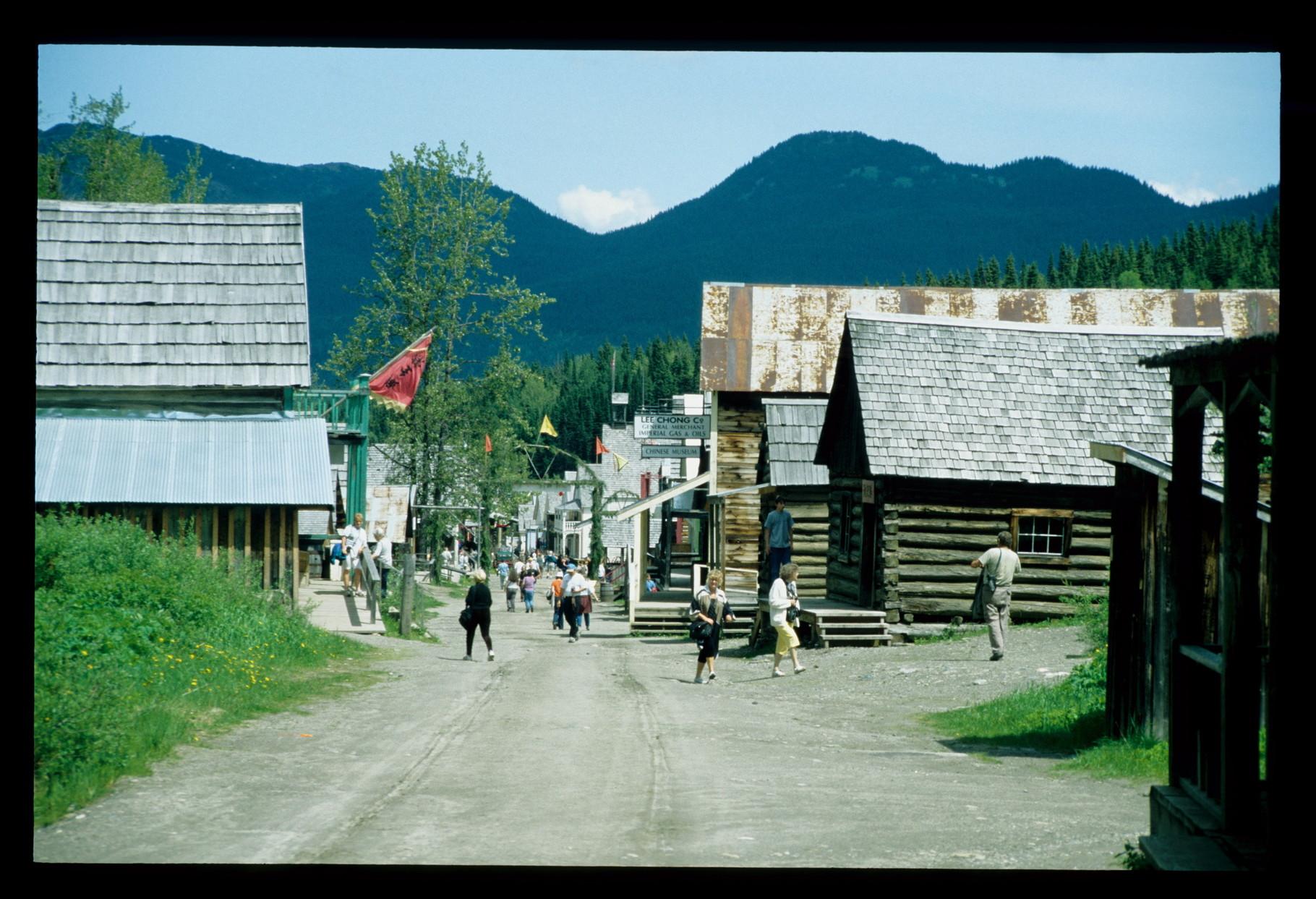 Barkerville I - ein historischer Ort mit dem Feeling von 1890