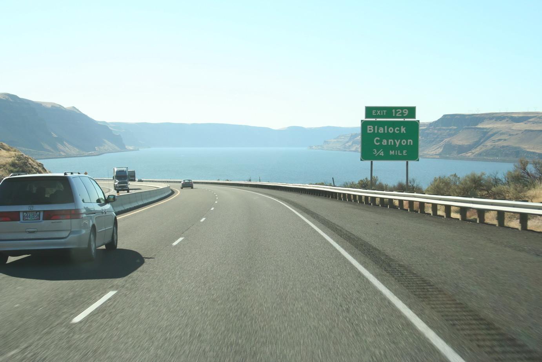 Der mächtige Columbia River