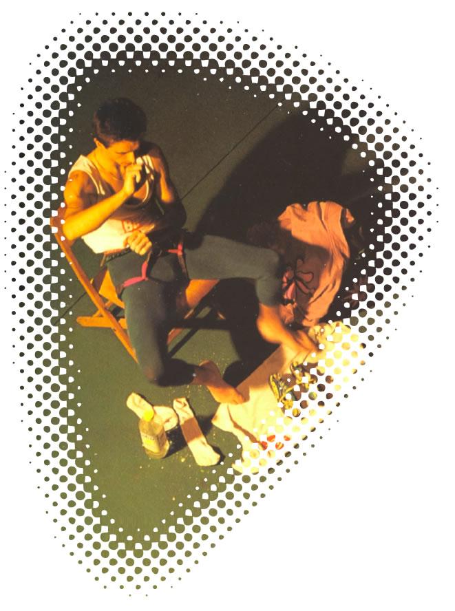 > Stage escalade et hypnose : dimanche 10 octobre