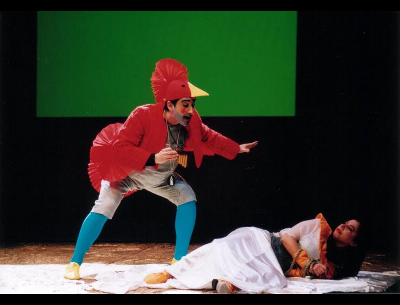 La Flauta Màgica. Producció Gran Teatre del Liceu