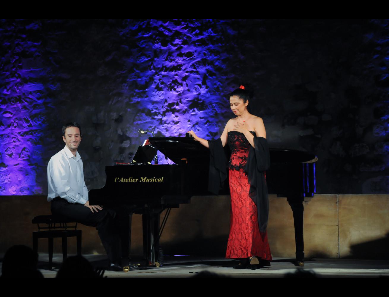 Anna Feu-Josep Buforn. Festival d'Avignon