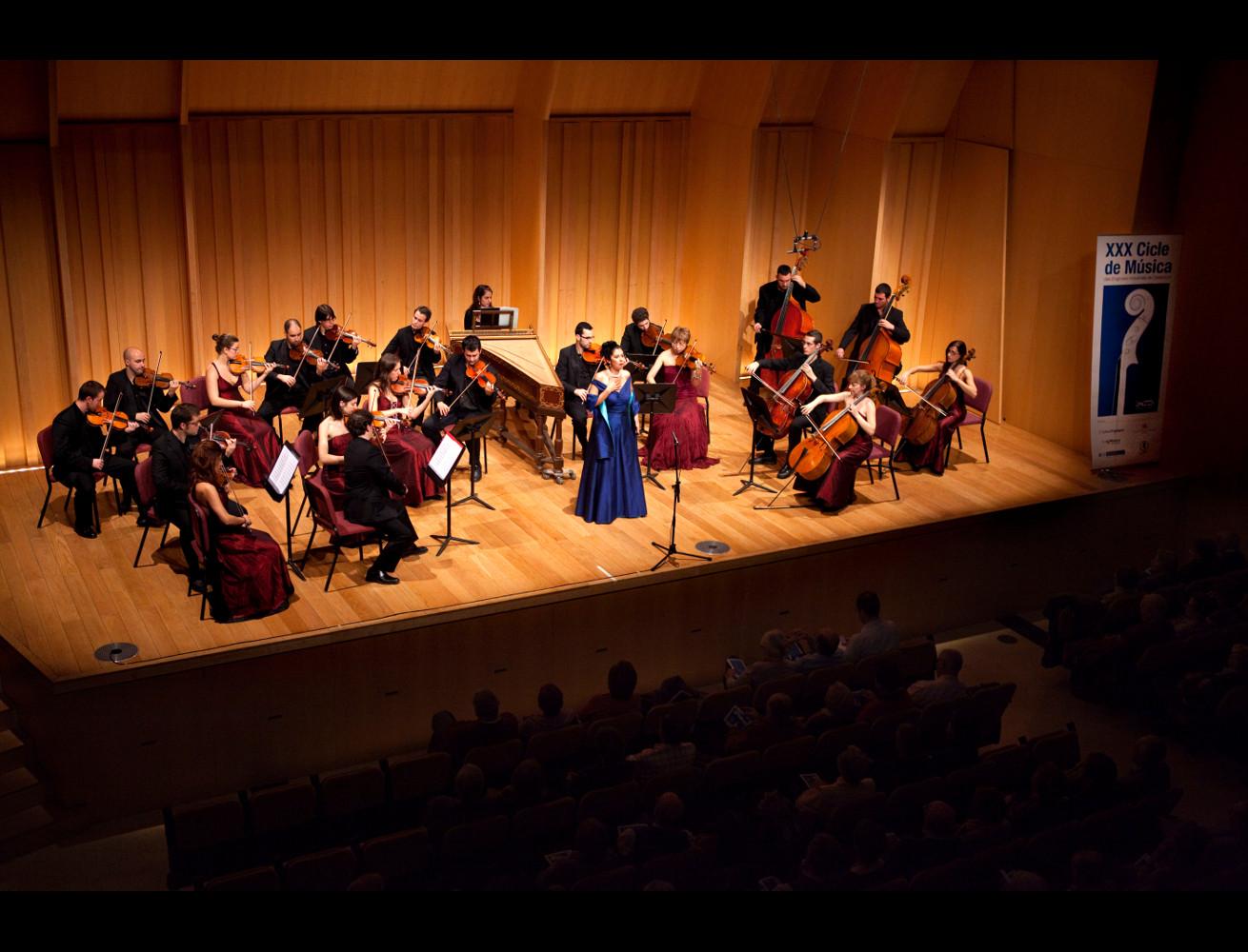 Anna Feu-Orquesta de camara de Galicia.
