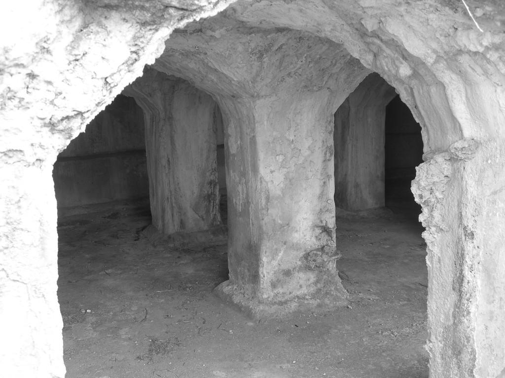 cisterna delle 36 colonne