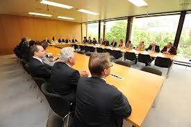 Der Petitionsauschuß des Landtags
