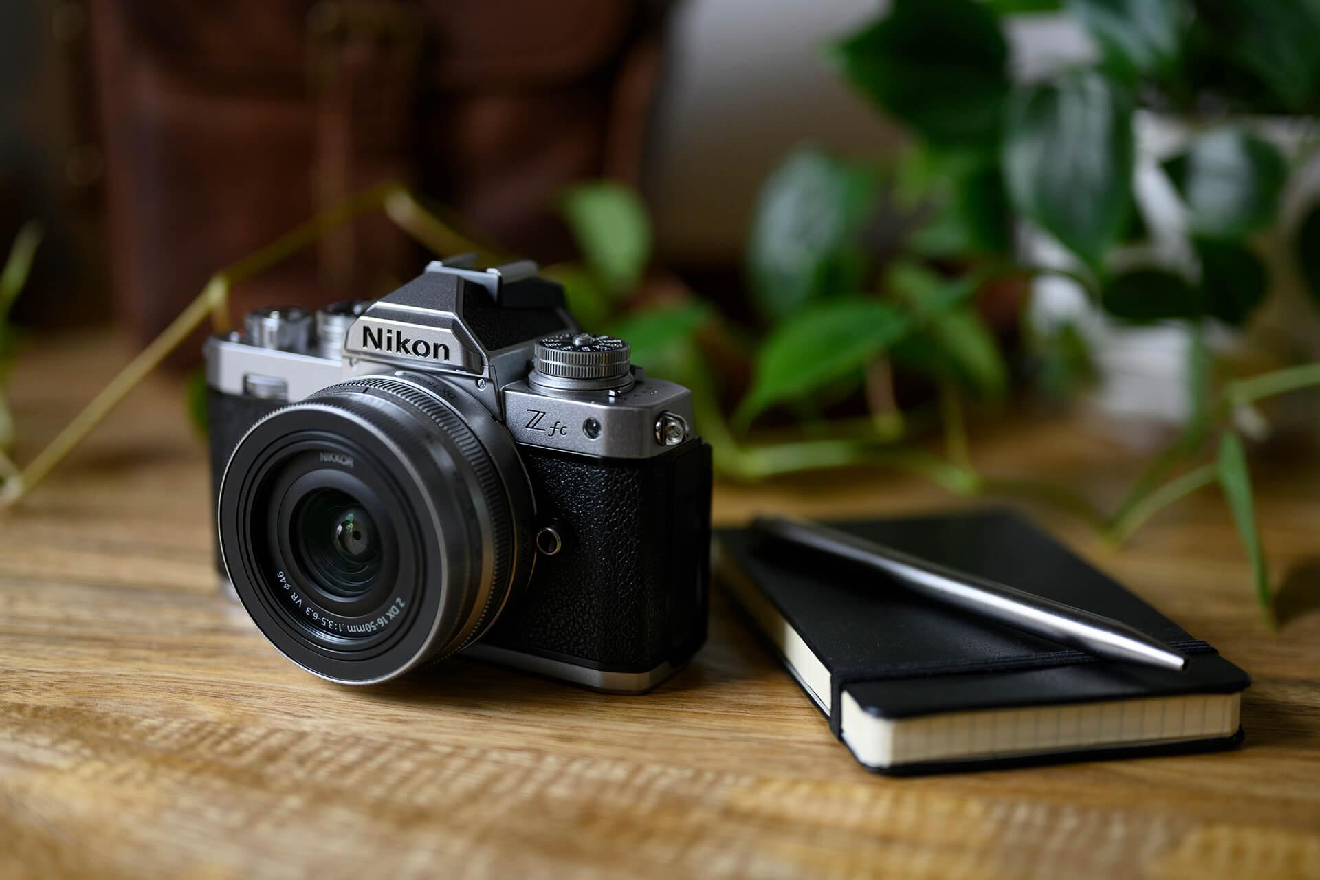 Nikon Z fc Einführungsangebot
