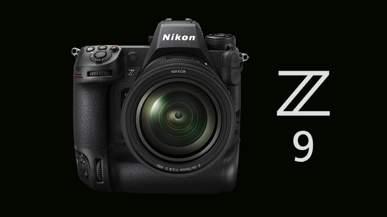Nikon Z9 - neues spiegelloses Flaggschiff kommt noch in 2021!