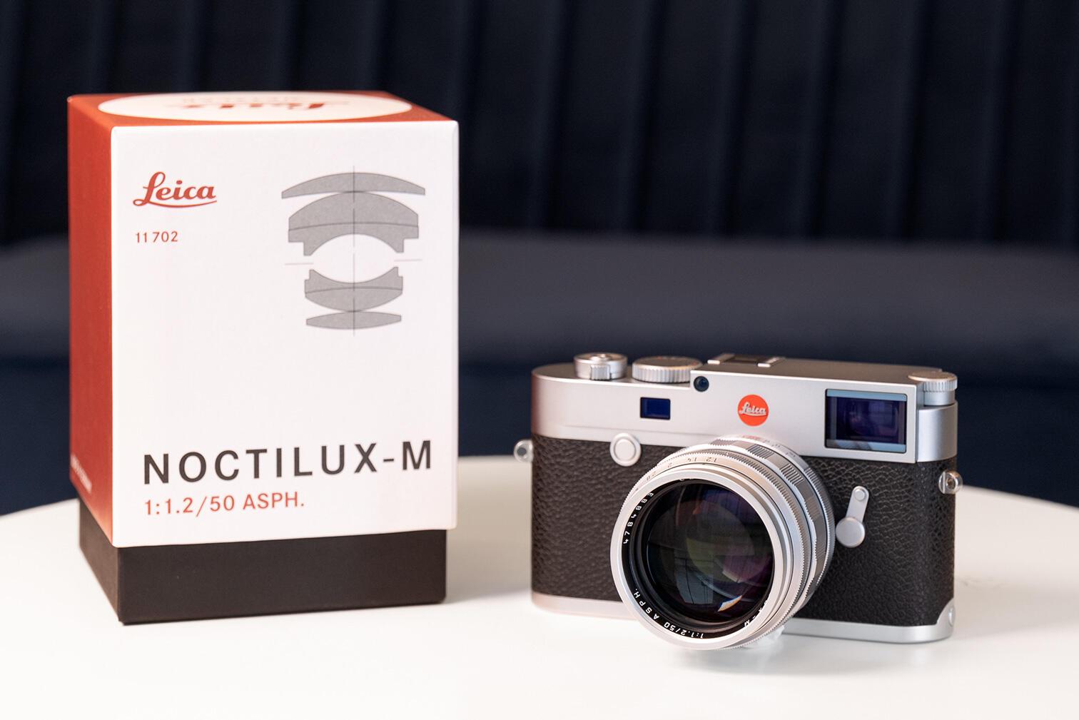 News: Leica stellt neues Objektiv vor - Leica Noctilux-M 1:1.2/50 ASPH.