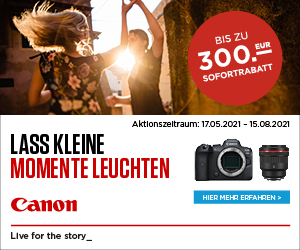 CANON SOMMER PROMOTION 2021