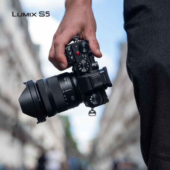Panasonic Lumix S-Serie + S-Objektive Sofortrabattaktion