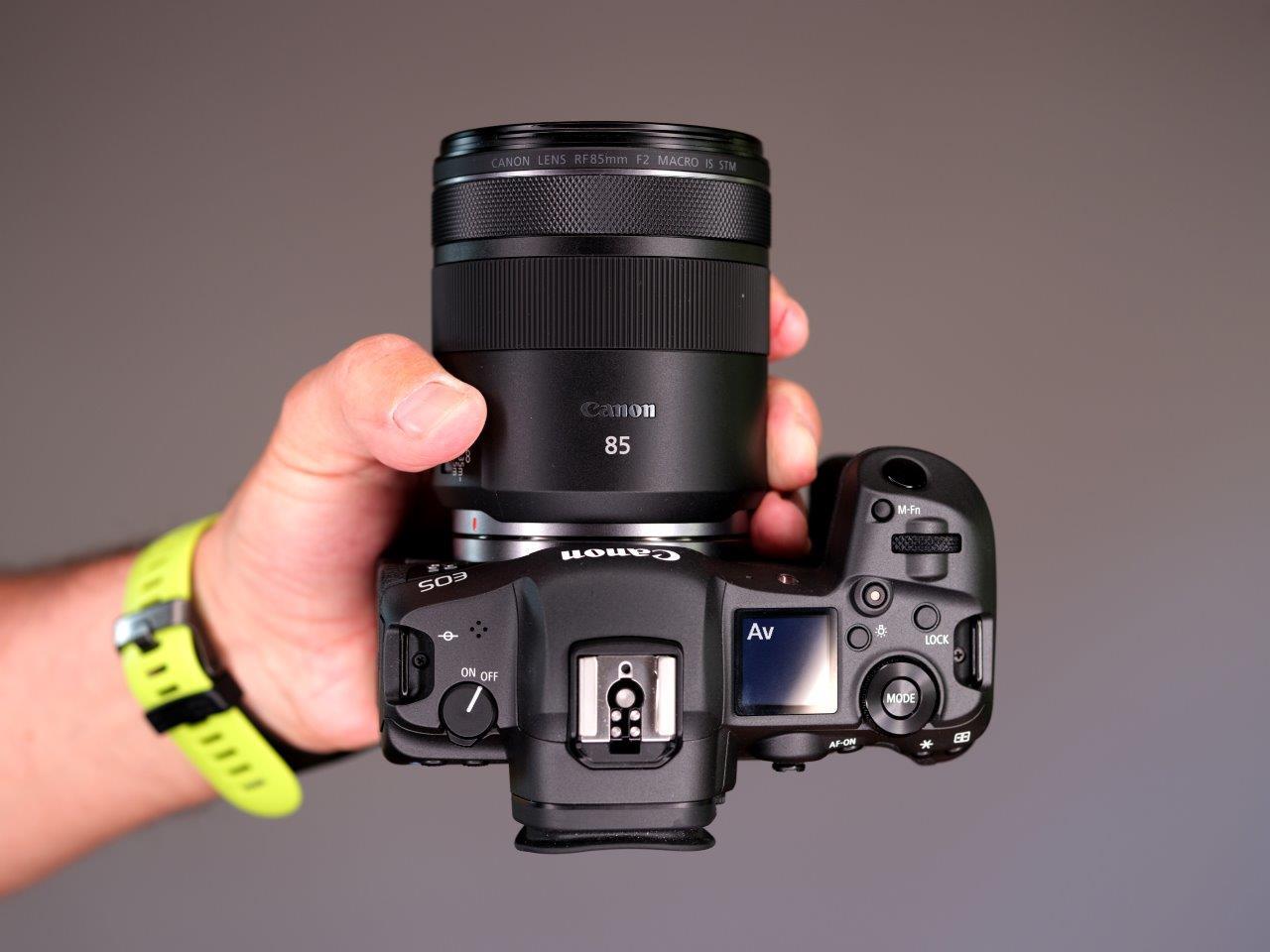 Testbericht: Canon EOS R5 - Wieder an der Spitze angelangt