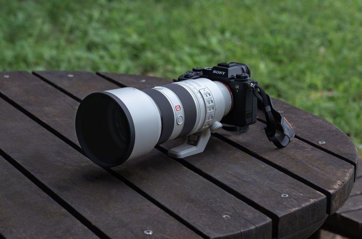 Produktankündigung: Sony FE 70-200mm F2.8 GM2