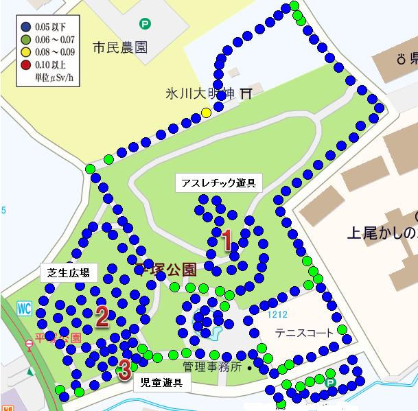 公園 上尾 平塚