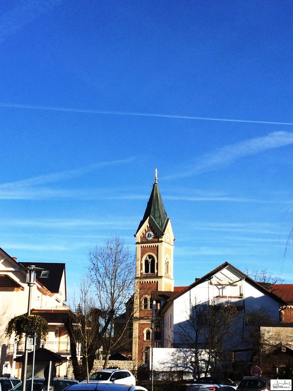 9-Sitzer Buswanderfahrt am 26.12.2015 nach Olching (Fotograf: K. Kratz)