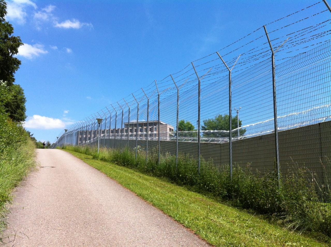 Fotograf: K.K (Das Gefängnis von Ravensburg – außen)