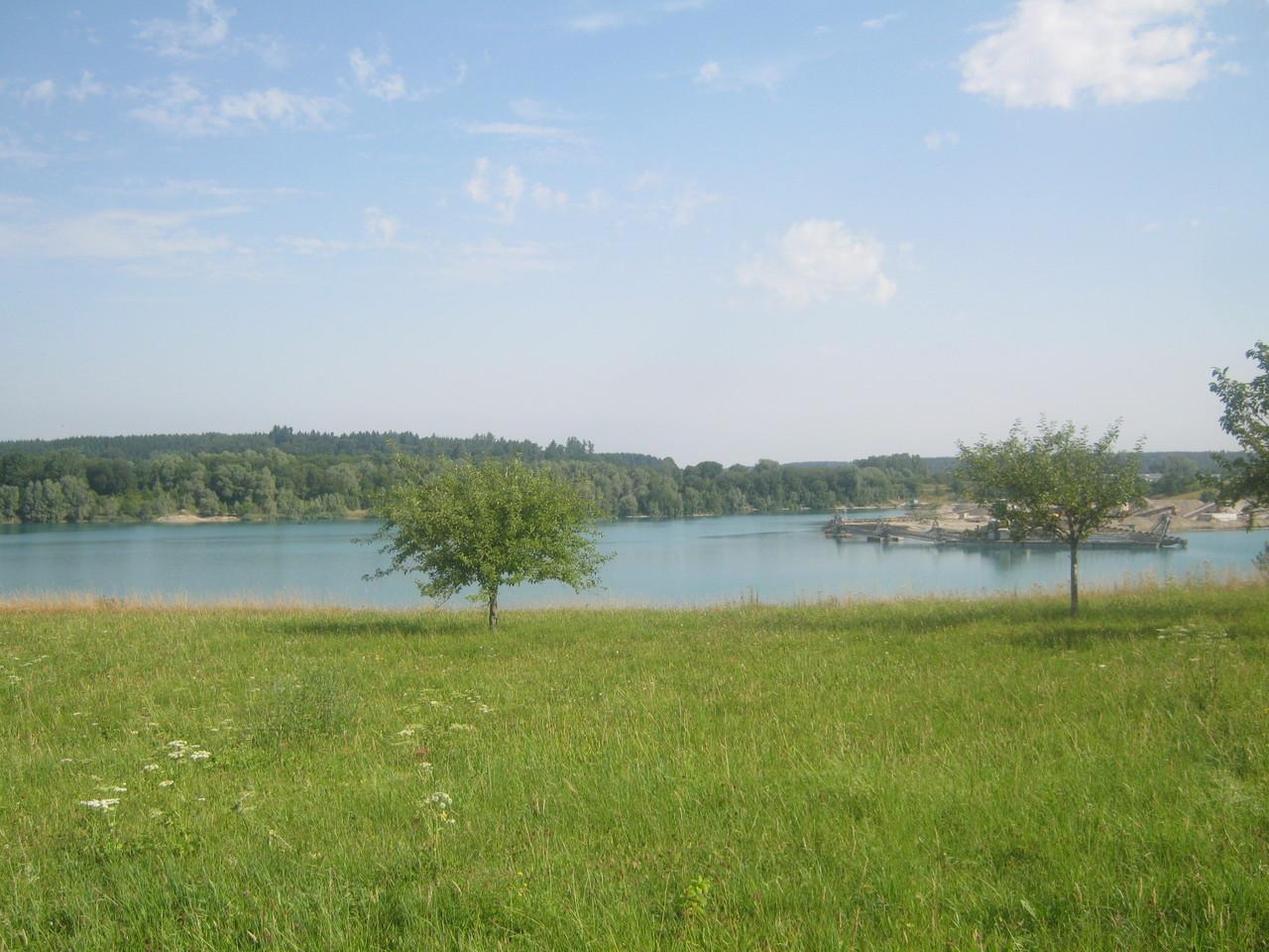 Zur Erinnerung an die schöne Wanderung mit Unwetter in Aach-Linz im Wanderjahr 2013 (Fotograf: H.N.)