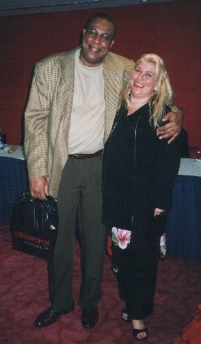 Clarissa & Chucho Valdès Jazzfestival Havanna 2002