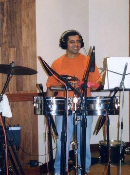 Cuajo timbales CD Produktion Havanna 2002 Clarissa y familia latina