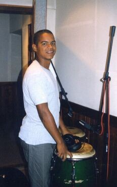 Adel Gonzales congas CD Produktion Havanna 2002 Clarissa y familia latina