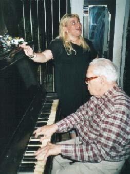 Clarissa & Frank Emilio Flynn Jazzfestival Havanna  2002