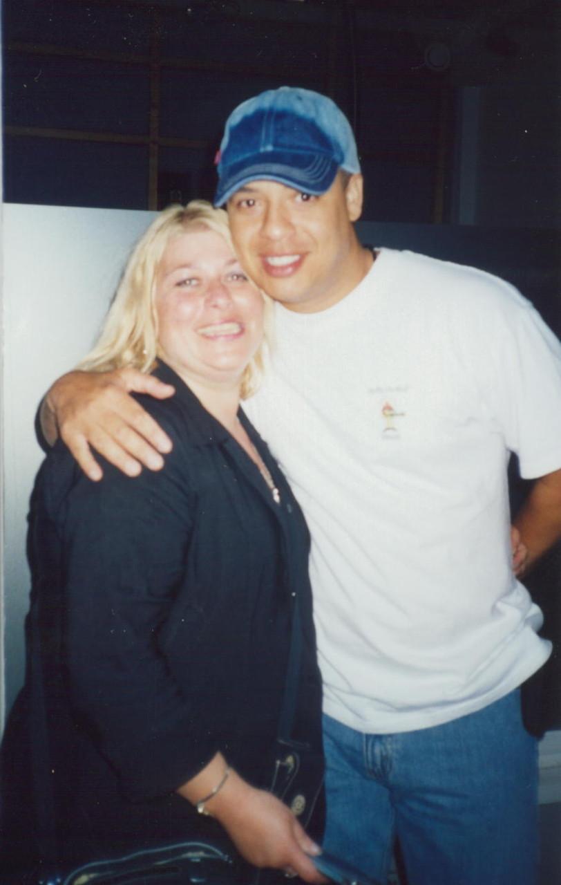 Clarissa & Issac Delgado Jazzfestival Havanna  2002