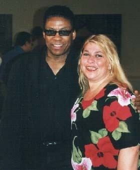 Herbie Hancock & Clarissa Jam Session Jazzfestival Havanna  2002