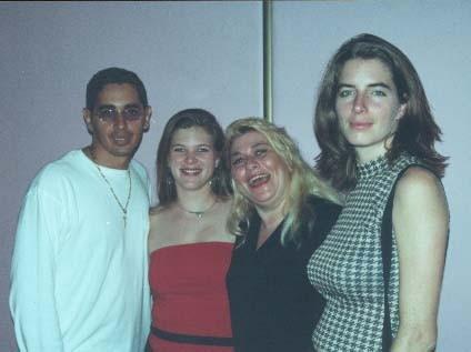 Paulito FG Janine Schrader Clarissa Marion Dimbath Jazzfestival Havanna  2002