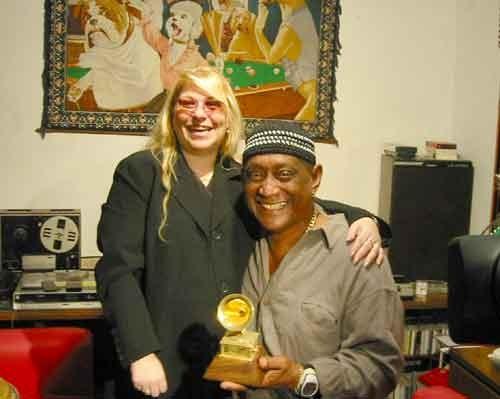 Clarissa & Oscar Valdez (Grammywinner mit der Band Irakere)