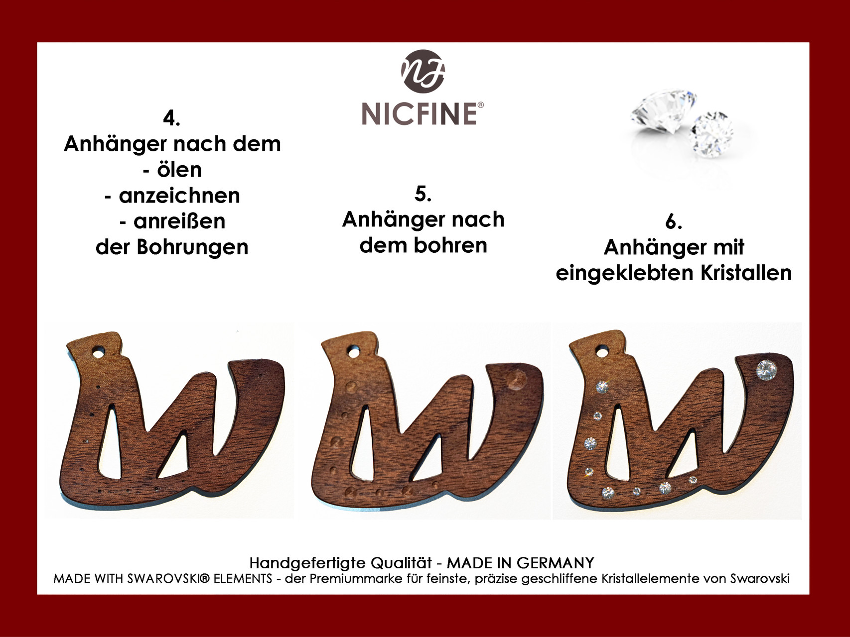 NICFINE® The Making Of: Teil 2