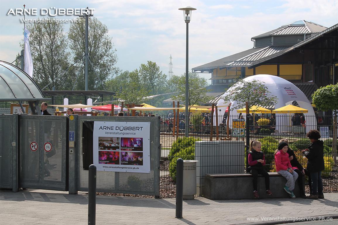 Ahorn Sportpark Paderborn Event