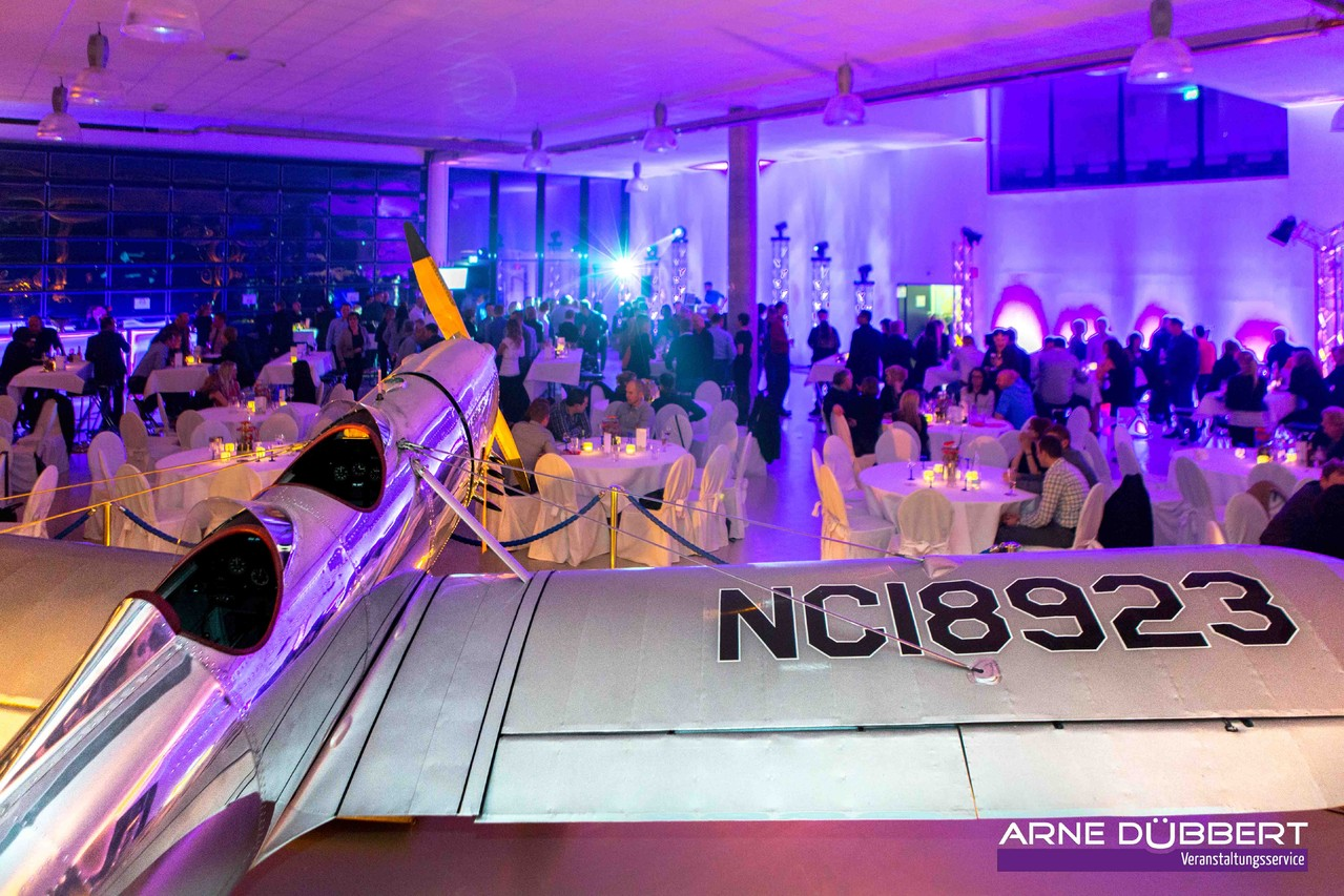 Quax Hangar Paderborn Event