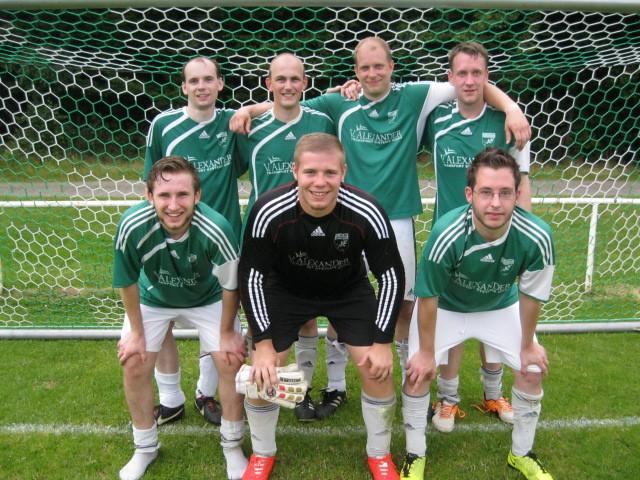 II Herren A  2014-2015