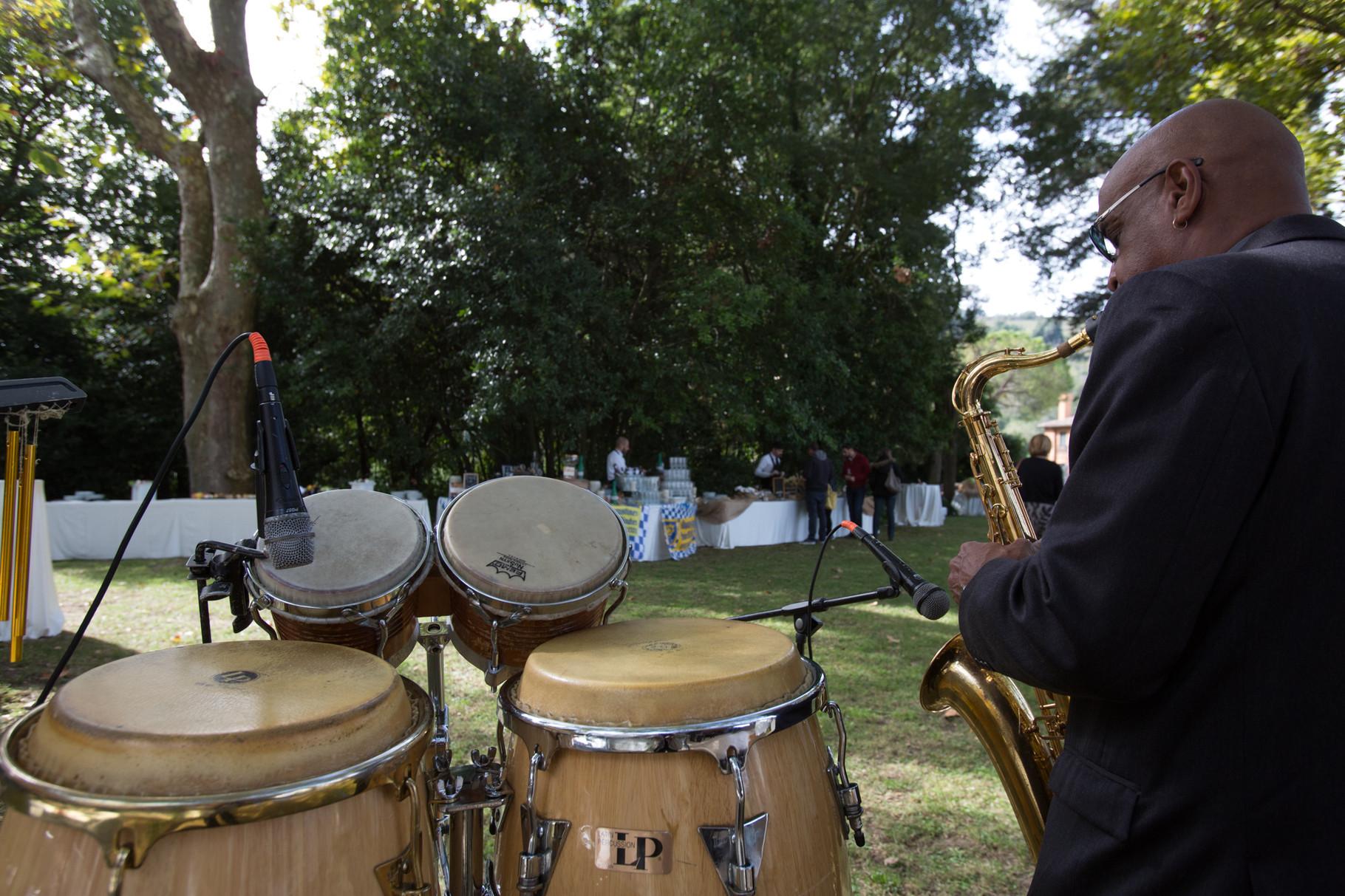 Borgo Boncompagni Ludovisi - l'angolo della musica