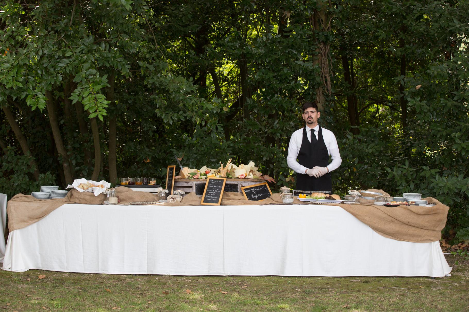 Borgo Boncompagni Ludovisi - catering