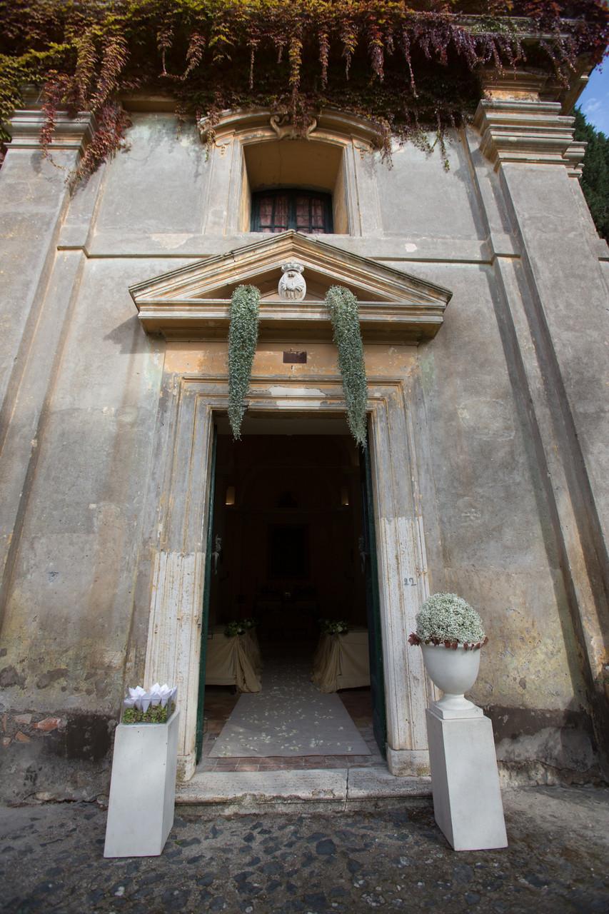 Borgo Boncompagni Ludovisi - Chiesa