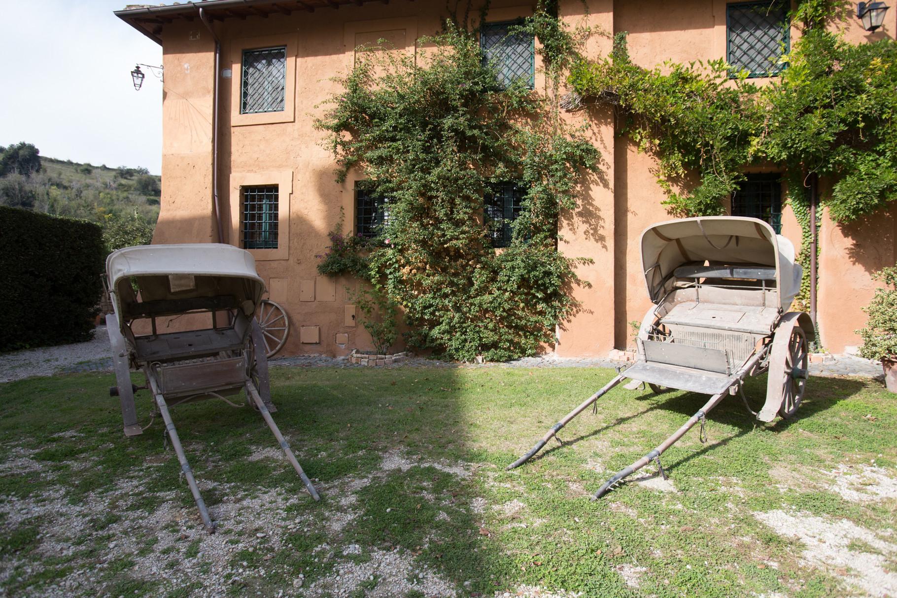 Borgo Boncompagni Ludovisi - panoramica