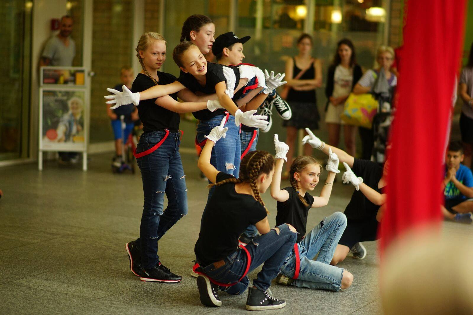 Dance Teens
