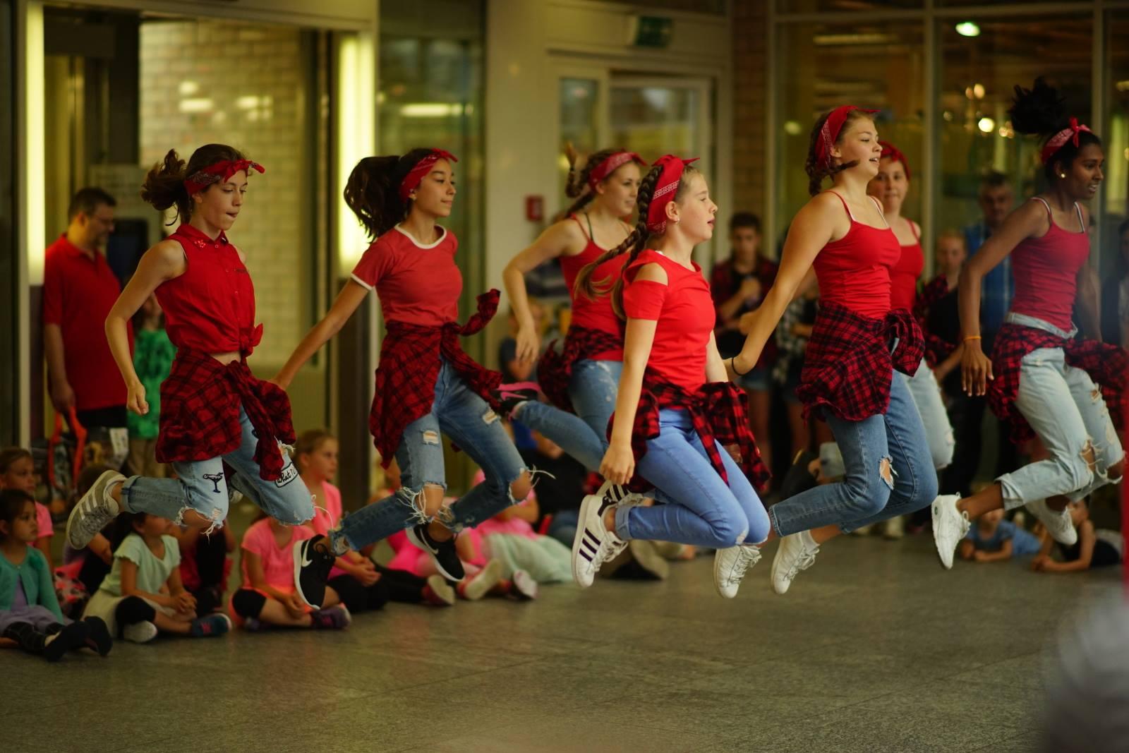Dance Urban Teens