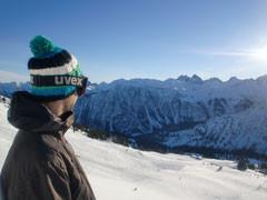 Skifahren am Fellhorn und Kanzelwand in Oberstdorf